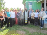 7 июня 2010. У Часовни, построенной А.М. Воробьевым