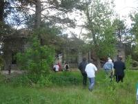 Село Ключи :: У Троицкой церкви
